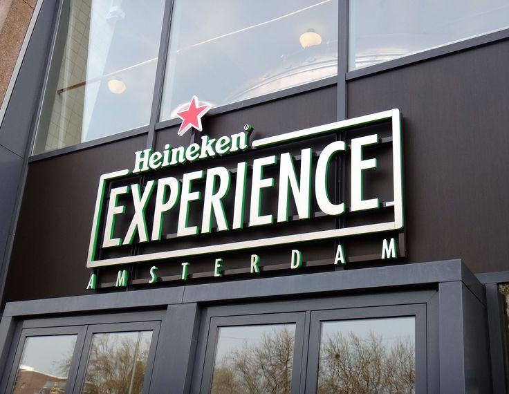 A Heineken Experience é uma das atrações mais populares de Amsterdã, Holanda. Uma passeio interativo e uma aula sobre cerveja e marketing.