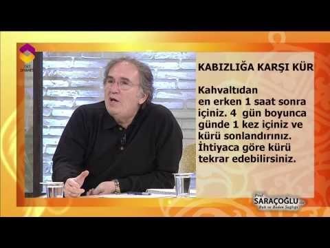 Şiddetli Kabızlığa Karşı Kür - TRT DİYANET - YouTube