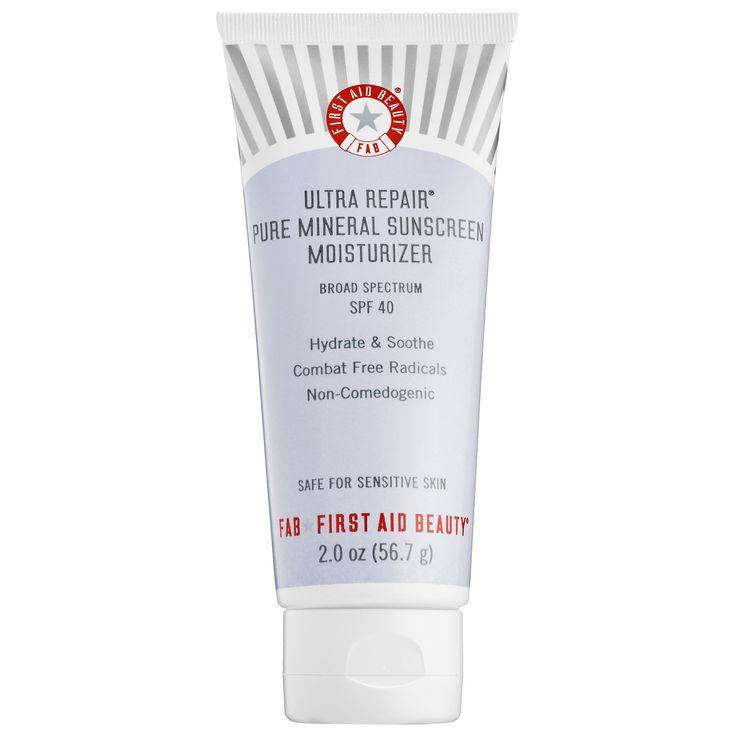 Ultra Repair® Pure Mineral Sunscreen Moisturizer …