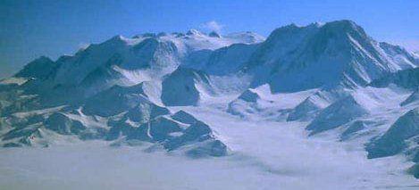 Vinson Massif Antartica