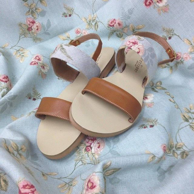 The Workshop is all for very girly, retro inspired, feminine, floral things!   The Workshop Shoes - Mata Hari Sandals  http://www.theworkshopshoes.com/product-ID-259-t-mata_hari.htm
