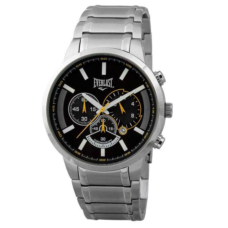 [EXTRAMOB]Relógio Masculino Analógico Everlast E501 - R$396,01