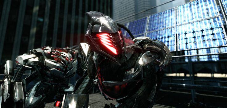 Crysis 2 singleplayer by Tomyum72.deviantart.com on @DeviantArt
