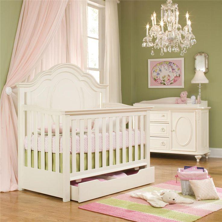 Pin It To Win It Convertible Crib Baer S Furniture