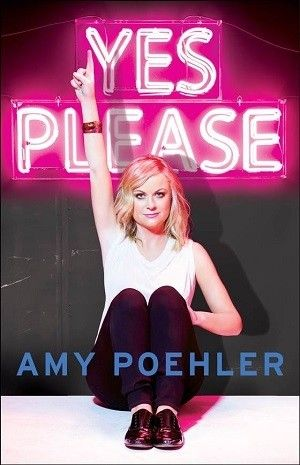 """Life advice from Amy Poehler: """"Nobody looks stupid when they are having fun."""""""
