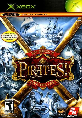 ONE OF THE BEST GAMES EVER. BE AN AWESOME PIRATE!