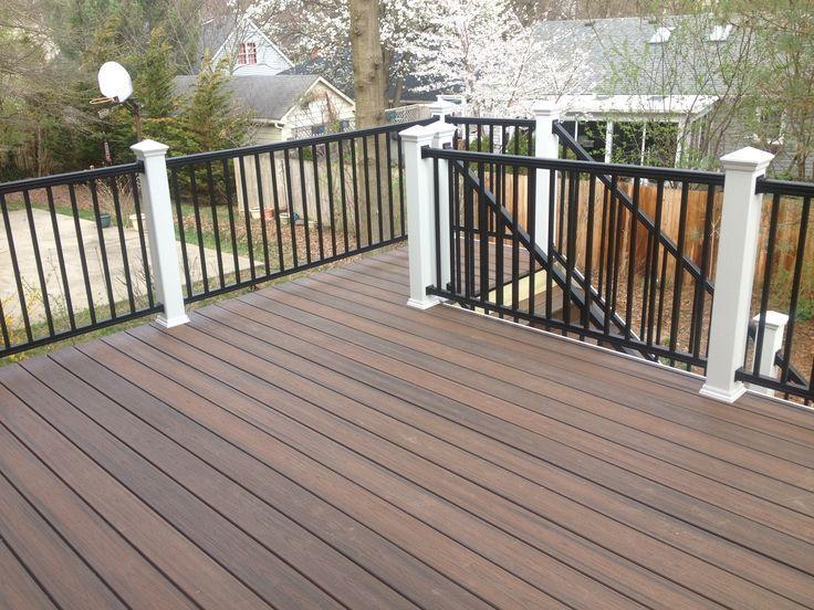 20 Best Trex: Available Decking Colors Images On Pinterest | Deck Design,  Composite Deck Railing And Trex Decking