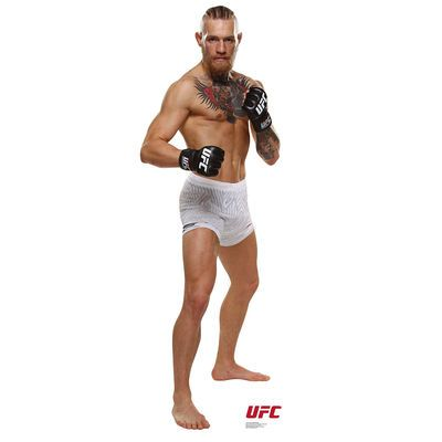 UFC Conor McGregor Fighter Cardboard Standup