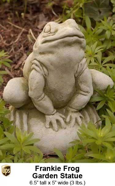 Frog. Animal StatuesFrog StatuesOutdoor ...