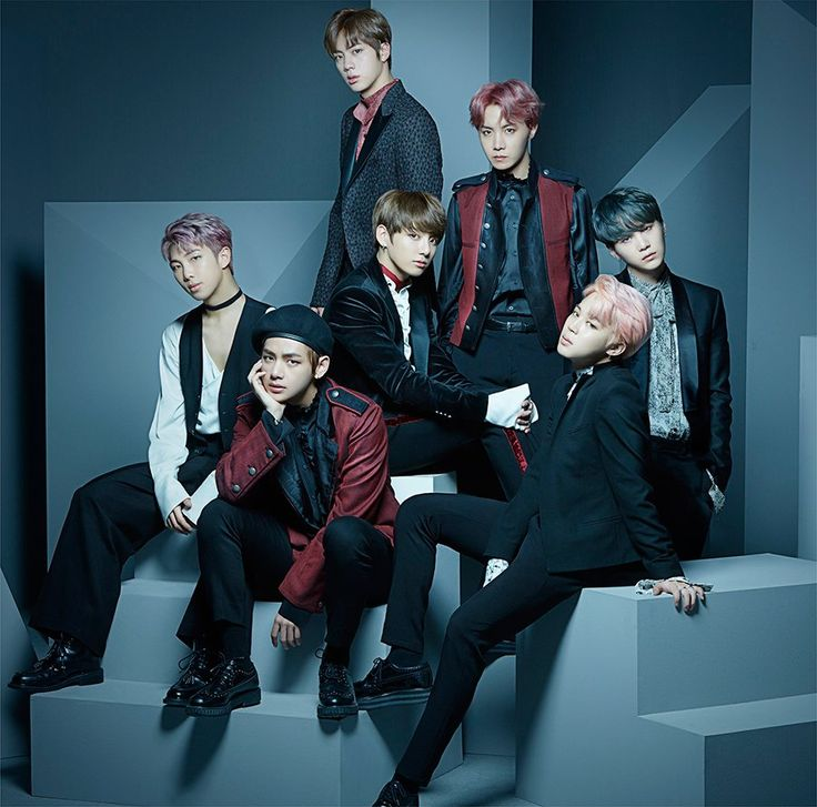 bts jap ver blood sweat and tears soon