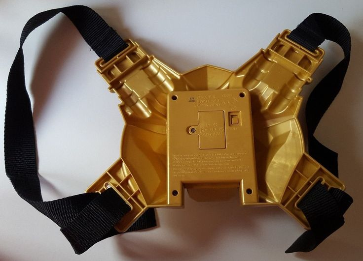 Power Rangers Megaforce Ultra Dragon Chest Armor. Press & Hold for Power Rangers Theme Song. Lights & Sounds. | eBay!