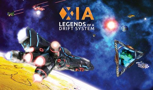 Xia: Legends of a Drift System is a 3-5 player sandbox style competitive space adventure.