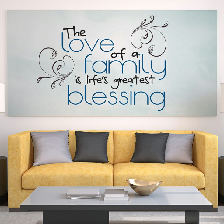 This professionally designed wall decal is the perfect way to bring the message of faith to any room in fact it can be applied to nearly any flat s