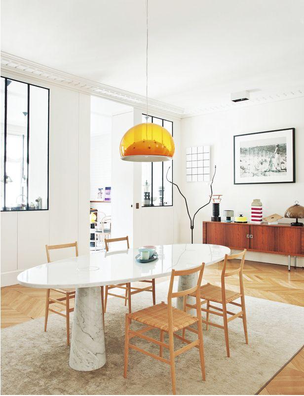 Lundi Love: Un appartement parisien