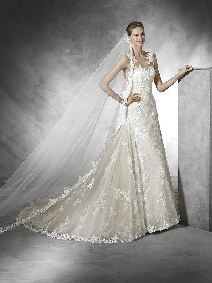 33 besten Brautkleid Bilder auf Pinterest | Hochzeitskleider ...