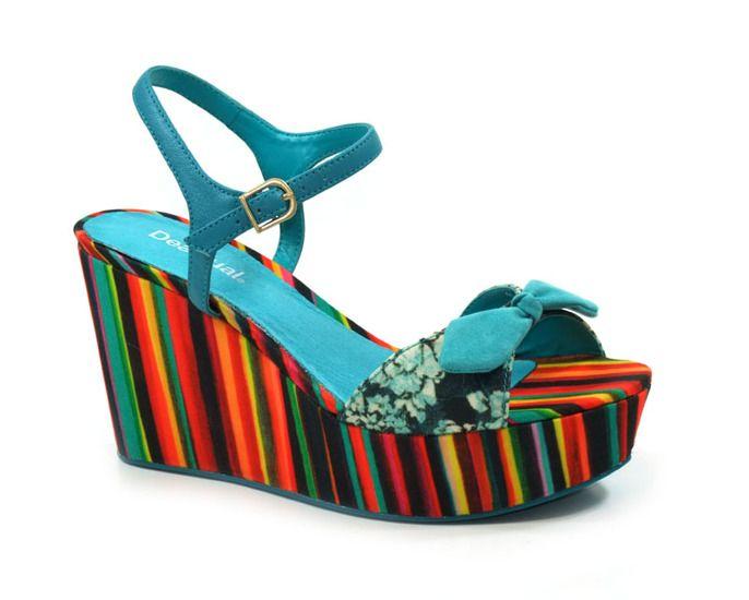 Sandały DESIGUAL Meg 1
