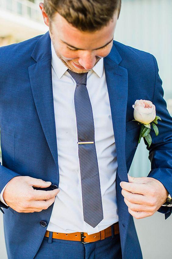 blue wedding attire 20