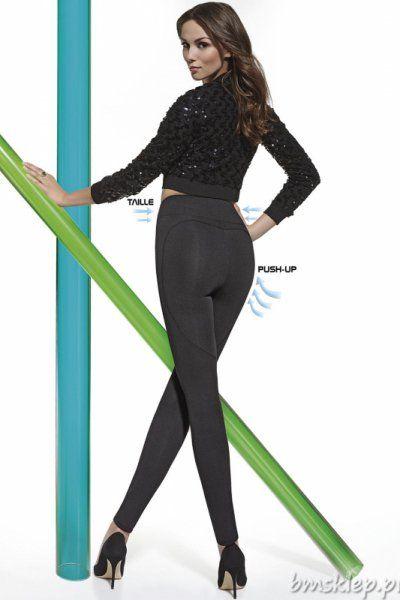 Rewelacyjne legginsy wyszczuplające z efektem push-up! - perfekcyjne dopasowanie - w pasie szeroki pas wyszczuplający talię - z tyłu szwy optycznie podnoszące pośladki - świetna propozycja do codziennych stylizacji - grubość 200 DEN Skład: 62% #wiskoza, 28% #poliester, 10% elastan.... #Legginsy - http://bmsklep.pl/legginsy