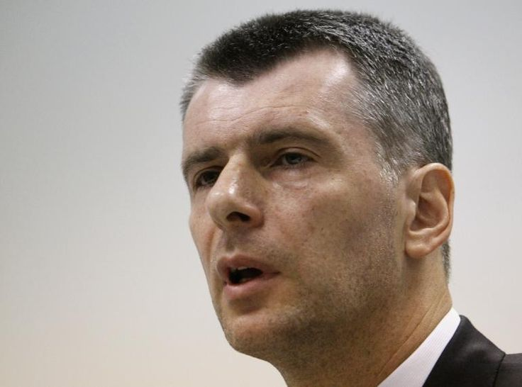 Mikhail Prokhorov, sports team owner, pressured to sell?