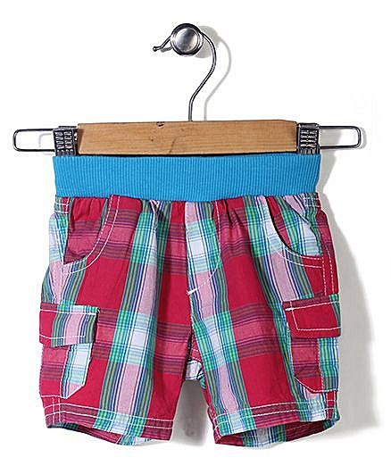 Mothercare Checkered Shorts - Multicolor http://www.firstcry.com/mothercare/mothercare-checkered-shorts-multicolor/722057/product-detail?sterm=mothercare
