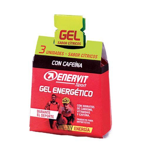 Suplementación deportiva , barritas on proteínas y geles deportivos #enervit OPINIONES