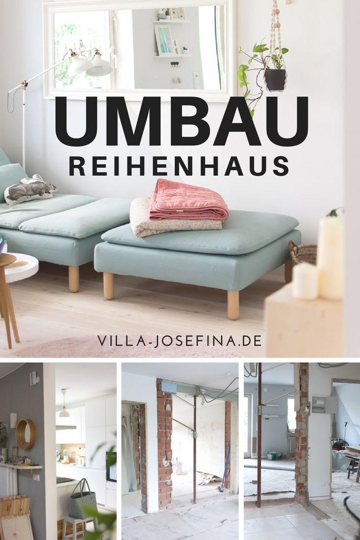 17 best Umbau Reihenhaus images on Pinterest | Terraced house, Decks ...