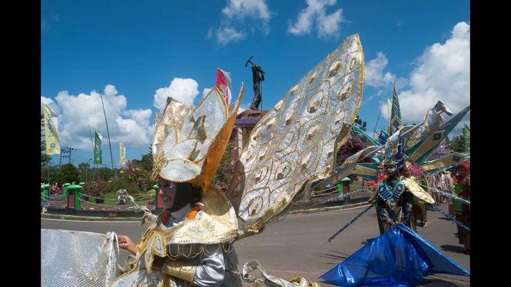 Pawai Ta'ruf MTQ Bintan 2016