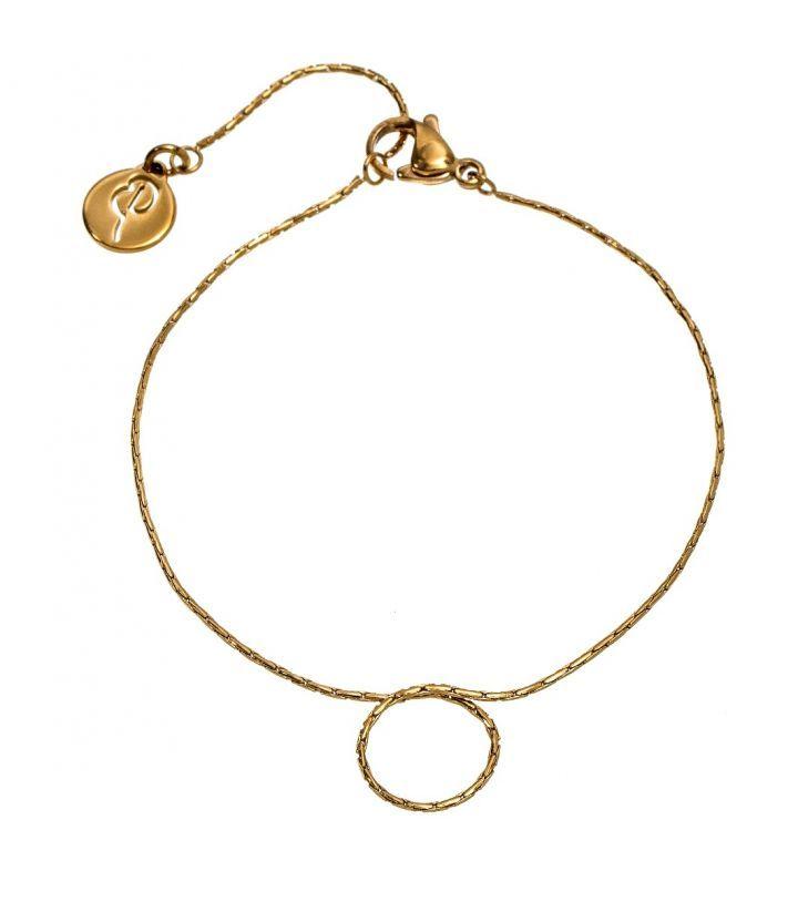 Yoga Bracelet Gold