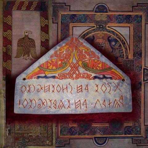 """Üdvözlő tábla:"""" Béke az érkezőnek, Áldás az elmenőnek"""", Dekoráció, Otthon, lakberendezés, Falikép, Dísz, Meska"""