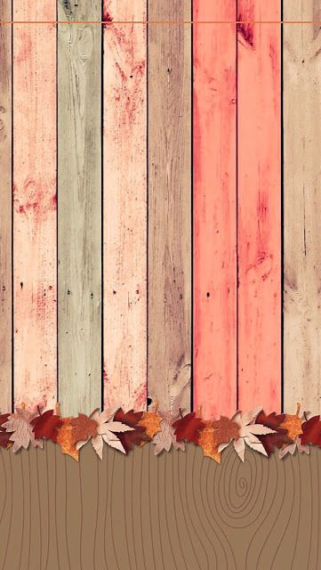 Autumn Wood V.2 (Wallpapers) | ❣ iCandy ❣