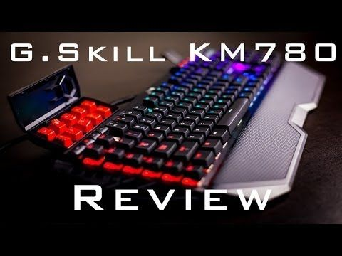 G.SKILL RIPJAWS KM780R RGB Mechanical Gaming Keyboard, Cherry MX Brown Buy Now on Amazon (USA,UK,CA): http://amzn.to/2eFajdK ################### 👉JOIN US 👈######################### Click Here to Subscribe to the TechTake channel: https://www.youtube.com/channel/UC2qF... Check out our official website at: http://www.techtake24.com Check us out on Facebook https://www.facebook.com/techtake24/ Follow us on Twitter at: http://www.twitter.com/techtake24 Check us out on Google…