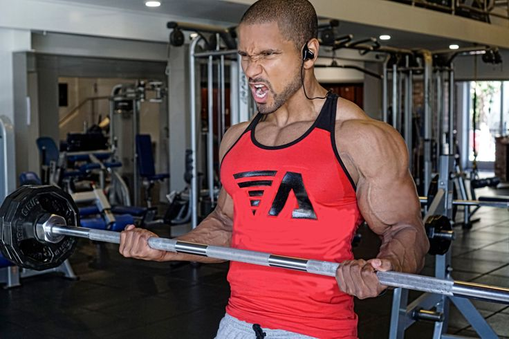 Remember this bicep workout is for advance lifters but you can adjust it by lowering the total amount of sets in the workout.