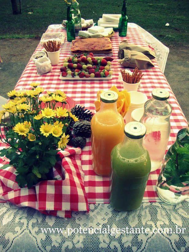 15+ melhores ideias sobre Piquenique No Parque no Pinterest Festa ...