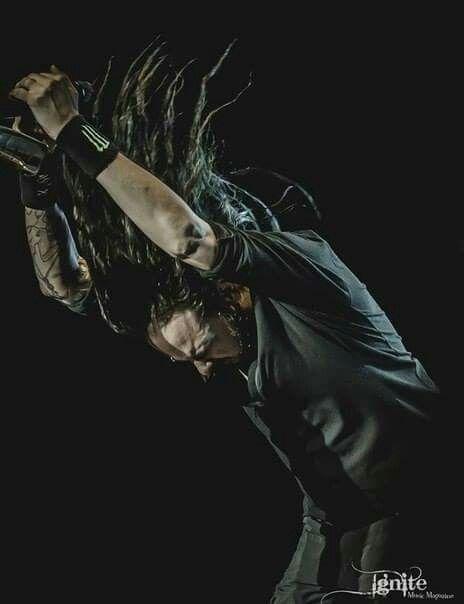 ~Jonathan Davis ~Of Korn ~