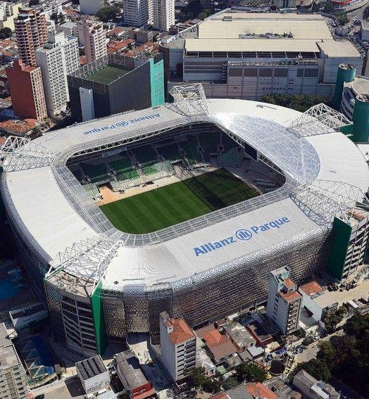 Allianz Parque - Arena Multiuso - A Casa da S.E. Palmeiras