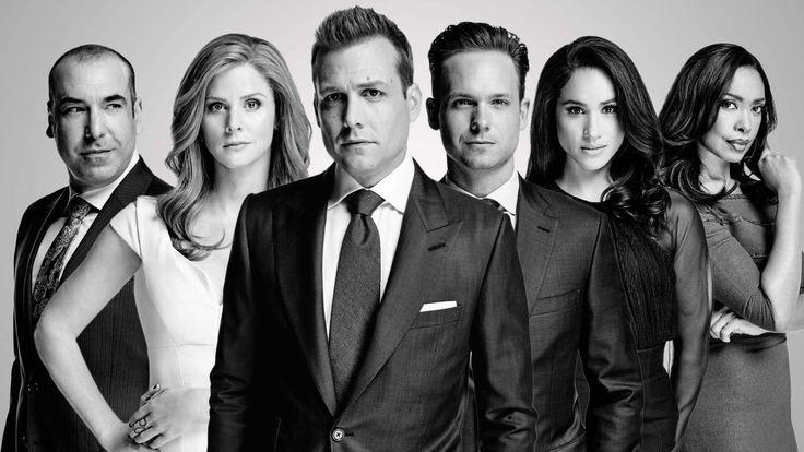 Pin Von Gwendolin Churley Auf Films Series Suits Usa Anzuge Harvey Suits Serie