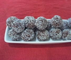Recipe Cacao Nut Balls by Nikki_Nu - Recipe of category Desserts & sweets