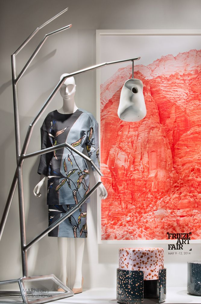 On 58th Street: Frieze–Fusing Art & Fashion | 5th at 58th