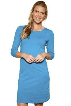 Lola Dress Light Blue