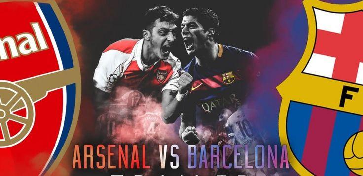 Watch Barcelona Vs Arsenal Live Stream--Arsenal To Go Defensive? - http://www.thebitbag.com/watch-barcelona-vs-arsenal-live-stream-arsenal-to-go-defensive/134924