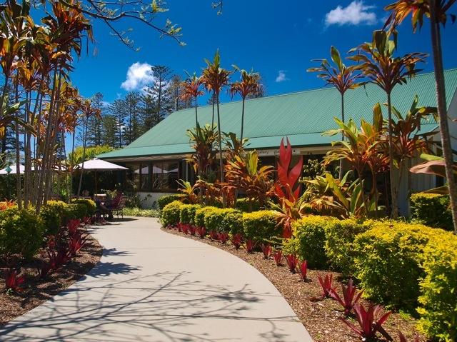 Hilli Restaurant, Norfolk Island