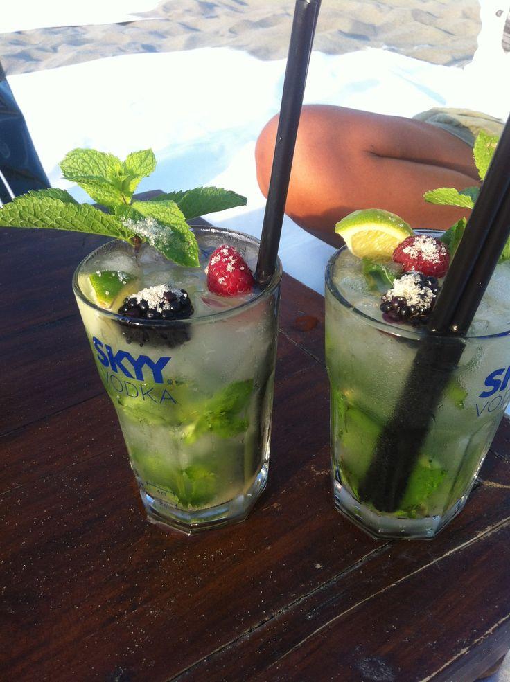 Special mojito Singida miracle beach Freggene Roma