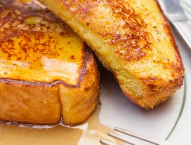 La recette du pain perdu, par Christophe Michalak