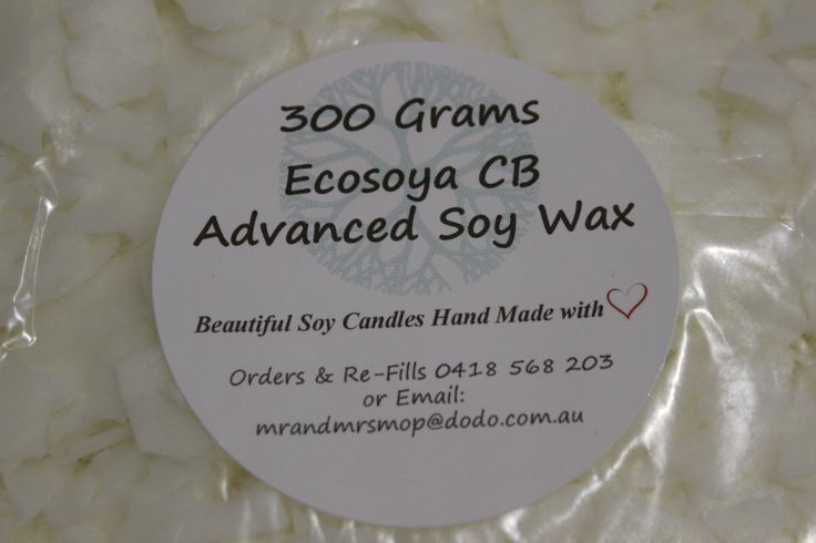300g Soy Wax For Sale