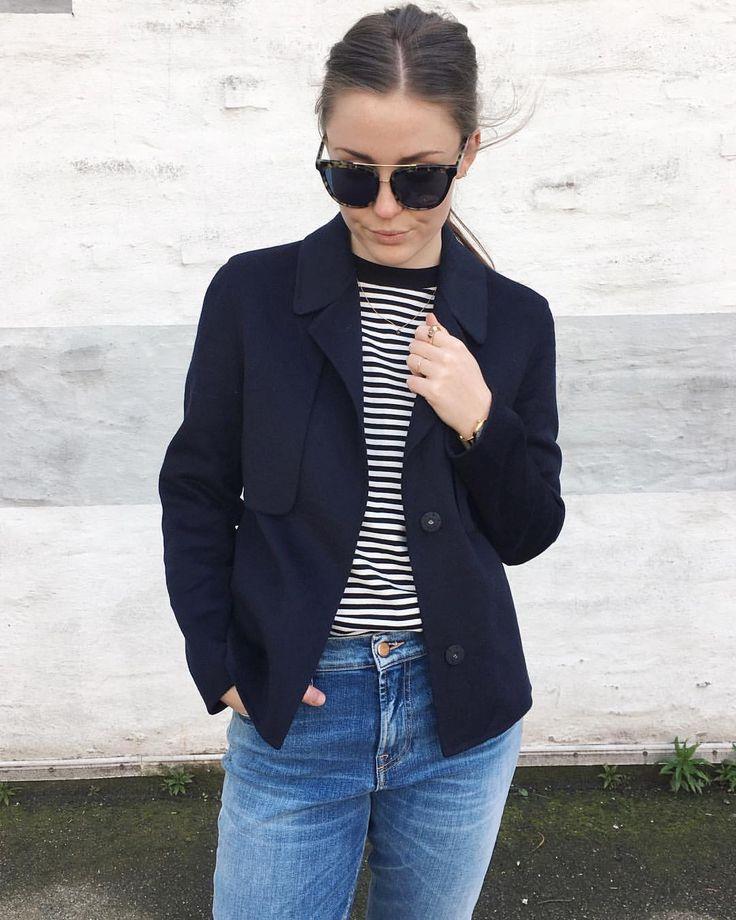 """32 likerklikk, 2 kommentarer – Mia Gardum (@miagardum) på Instagram: """"I dag var jeg iført blå jeans for første gang siden gymnasiet """""""