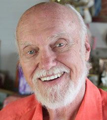 How to Befriend the Changes With Humor, Grace & Lightness of Being A Free Virtual Event  With Bestselling Author and Spiritual Icon Ram Dass