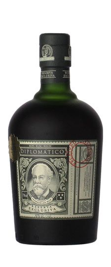 Diplomatico Reserva Exclusiva Rum 750ml. BEST RUM in the world, venezuelan rum!
