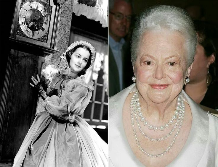 HAPPY 98th BIRTHDAY!! OLIVIA de HAVILLAND the last female survivingcast member of GONE WITH the WIND