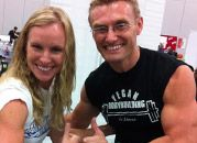 Vegan Bodybuilding and Fitness - loaded with videos, meal plans, and an awesome forum.