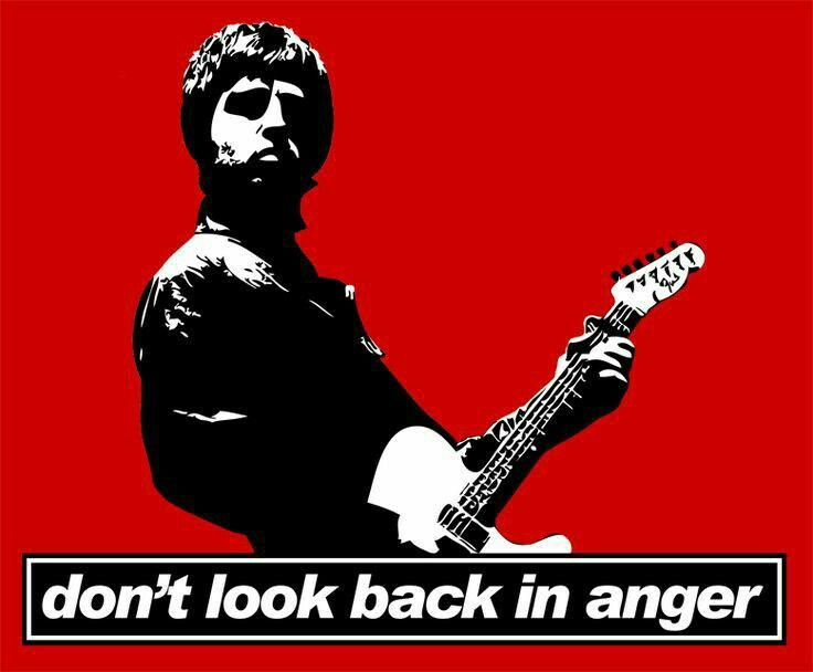 Noel Gallagher - Don't look back in anger